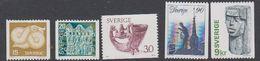 Sweden 1976 Definitives 5v ** Mnh (44108F) - Ongebruikt
