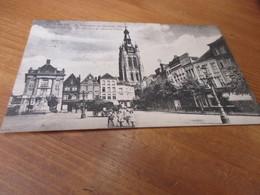 Courtrai, Kortrijk, St Maertens En Markt - Kortrijk