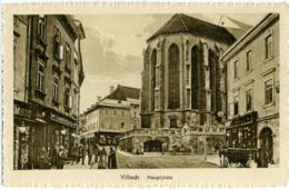 AUSTRIA  VILLACH  Hauptplatz - Villach
