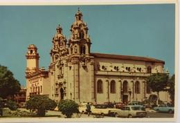 (699) Peru - Lima - Church And Townhall Of Mirafiores - Pérou