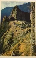 (703) Peru - Machu Picchu - Cuzco - Centro Arqueologico De America - Pérou