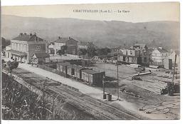 CHAUFFAILLES - La Gare - Other Municipalities