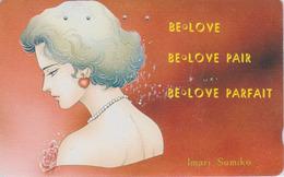 TC Ancienne Japon / 110-011 - MANGA - BE LOVE By IMARI SUMIKO  - ANIME Japan Phonecard - BD COMICS TK -  11515 - BD