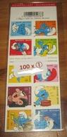 10 Boekjes 95**/ 10 Carnets 95 Smurfen - Les Schtroumpfs - 50 Jaar Peyo (Pierre Culliford) 3814/23** MNH - Booklets 1953-....