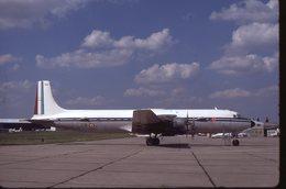 ARMEEE DE L AIR  DC 7C AMOR  F-ZBCB  /    DIAPOSITIVE KODAK ORIGINAL - Diapositives