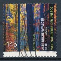 BRD Mi. 3087 Gest. Alte Buchenwälder UNESCO Weltnaturerbe - Bäume