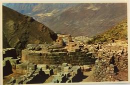 (706) Peru - Cuzco - Ruins Of Pisac - Pérou