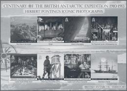 Britische Gebiete In Der Antarktis: 2010, Centenary Of The British Antarctic Expedition 1910-1913 Co - Britisches Antarktis-Territorium  (BAT)