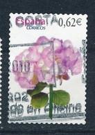 Spanien 2009 Mi. 4391 Gest. Blume Hortensie - Pflanzen Und Botanik