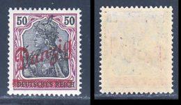 Dantzig 1920 Yvert 32 * TB Charniere(s) - Danzig