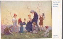 AO19 Margaret Tarrant - The Little Son, The First Flower Service - Illustrators & Photographers