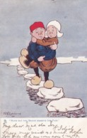 AO19 G.E. Shepheard - None But The Brave Deserve The Fair - Tuck Little Hollander Series - Shepheard