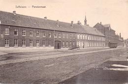 Seltene Alte  AK  LOCHRISTI (Zaffelare) / Belgien   - Pensionnaat -  Gelaufen 1917 Mit Deutscher Feldpost 1. WK - Lochristi
