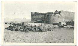 CARTE POSTALE PUBLICITE IONYL / 1952 / CHYPRE LE CHATEAU DE KYRENIA - Reclame