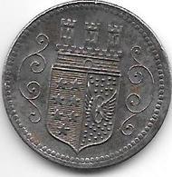 Notgeld Ohligs 10 Pfennig 1920 Fe  404.4f 15/20p - [ 2] 1871-1918 : Impero Tedesco