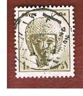 EGITTO (EGYPT) - SG 1575 - 1985 GOD MOUTH   - USED ° - Egitto