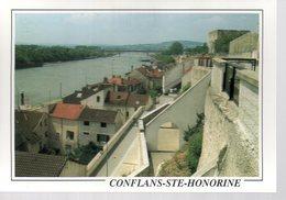 REF 359 : CPM 78 CONFLANS STE HONORINE - Conflans Saint Honorine