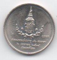 2 Baht 1991 36° Birthday Princess - Tailandia