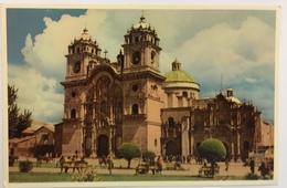 (711) Peru - Cuzco - Church La Compania - Pérou