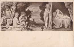 AS78 Art Postcard - Kinderstancchen By Anselm Feuerbach - Paintings