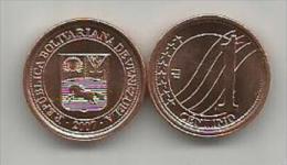 Venezuela 1 Centimo 2007. UNC - Venezuela