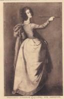 AS78 Art Postcard - Ste. Christine By Zurbaran - Paintings