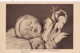 AS78 Art Postcard - Enfant Qui Dort - Paintings