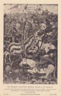 AS78 Art Postcard - St. George Fighting Beside Peter I Of Aragon - Paintings