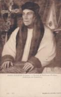 AS78 Art Postcard - Portrait De Guillaum Warham, Archeveque De Canterbury By Hans Holbein - Paintings