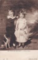 AS78 Art Postcard - Frere Et Soeur By Sir William Beechey - Paintings