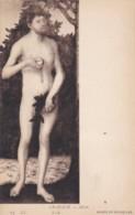 AS78 Art Postcard - Adam By Cranach - Paintings