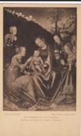 AS78 Art Postcard - Die Verlobung Der Heil. Katherina By Lucas Cranach - Paintings