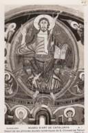 AS78 Art Postcard - Detall De Les Pintures Murals Romantiques De S. Climent De Tahull - Paintings