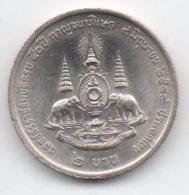 Tailandia 2 Baht 1996 - Tailandia