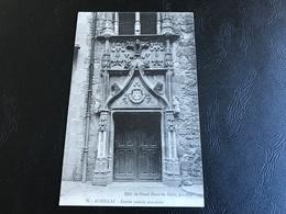 76 - AURILLAC Entrée Maison Consulaire - Aurillac