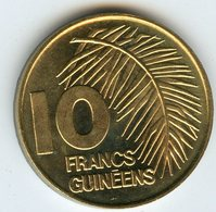 Guinée Guinea 10 Francs 1985 UNC KM 58 - Guinea