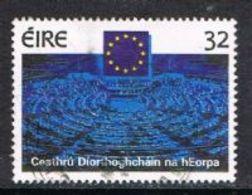 Ireland SG909 1994 Parliamentary Anniversaries 32p Good/fine Used [15/14594/4D] - 1949-... Republic Of Ireland