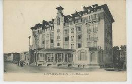 SAINT JEAN DE LUZ - Le MODERN HOTEL - Saint Jean De Luz