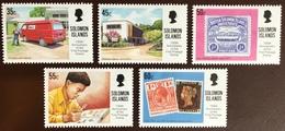 Solomon Islands 1990 Penny Black Anniversary MNH - Solomon Islands (1978-...)
