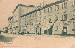 ITALIA ITALIE LIVORNO S. Jacopo Vins De Toscane - Livorno
