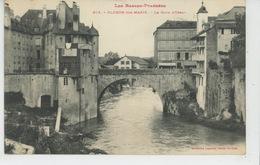 OLORON SAINTE MARIE - Le Gave D'Ossau - Oloron Sainte Marie
