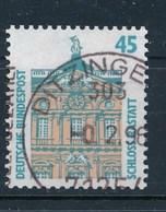 BRD Mi. 1468 Gest. Schloss Rastatt - Schlösser U. Burgen