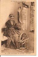 L60A113 - Costume De Savoie - Tarentaise Au Rouet - Collection La Plus Belle   N°39 - Costumes
