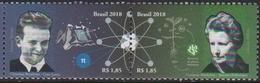 BRAZIL, 2019,SCIENCES, SCIENTISTS,2v - Sciences