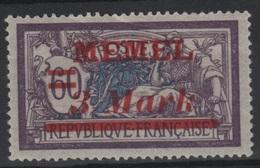 MEM 5 - MEMEL Merson N° 35 Neuf** - Ungebraucht