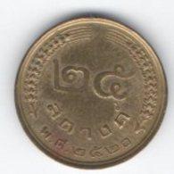 Tailandia 25 Satang 1977 - Tailandia