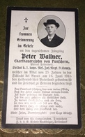 Sterbebild Wk1 Ww1 Bidprentje Avis Décès Deathcard RIR1 St. Laurent Blangy Aus Punschern Teisendorf - 1914-18