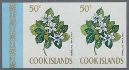 Ozeanien: 1970/1985 (ca.), Accumulation From COOK ISLANDS, AITUTAKI, NIUE And PENRHYN With Approx. 7 - Briefmarken