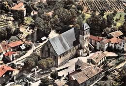 38-SAINT-CHEF-  VUE GENERALE AERIENNE - Saint-Chef