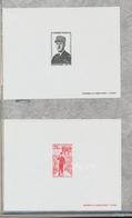 Reunion: EPREUVE DE LUXE: 1949-73, Reichhaltige Sammlung Von 70 Stück Ex Mi.Nr. 331 Bis Mi.Nr. 481 U - Ohne Zuordnung